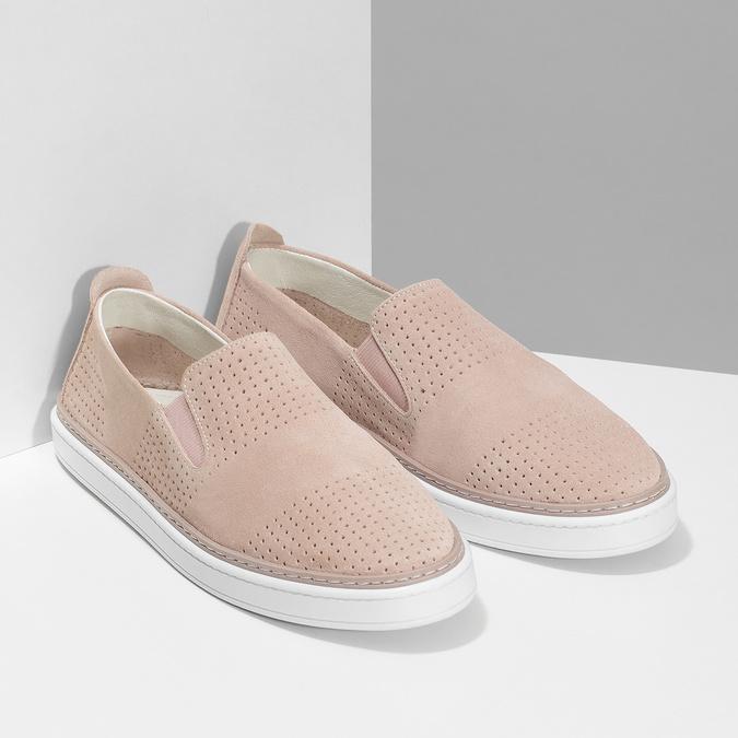 5335601 bata, różowy, 533-5601 - 26