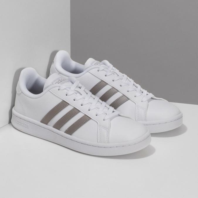 5011249 adidas, biały, 501-1249 - 26