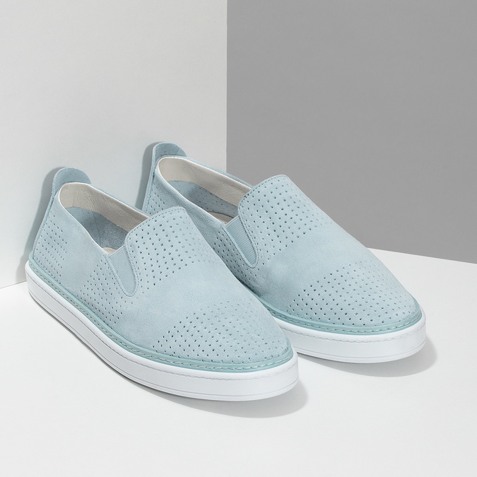 5339601 bata, niebieski, 533-9601 - 26