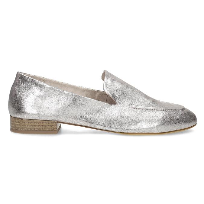 5185605 bata, srebrny, 518-5605 - 19