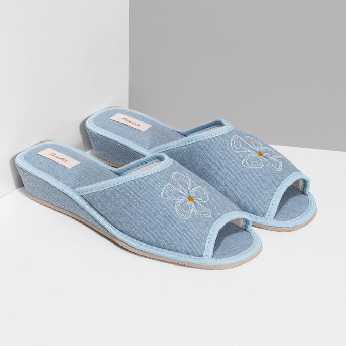 6799610 bata, niebieski, 679-9610 - 26