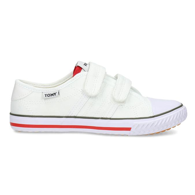 3891421 tomy-takkies, biały, 389-1421 - 19