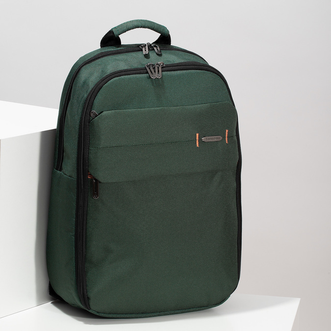 9607066 samsonite, zielony, 960-7066 - 17