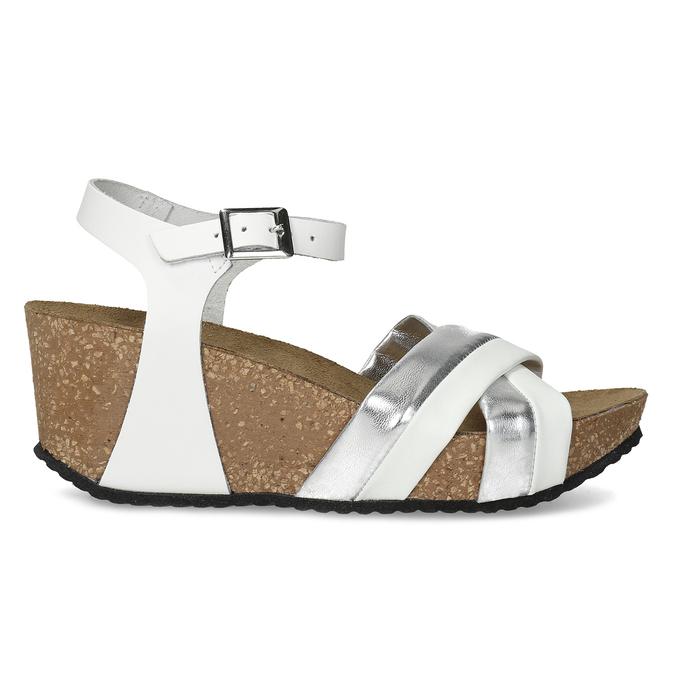 6641608 bata, biały, 664-1608 - 19