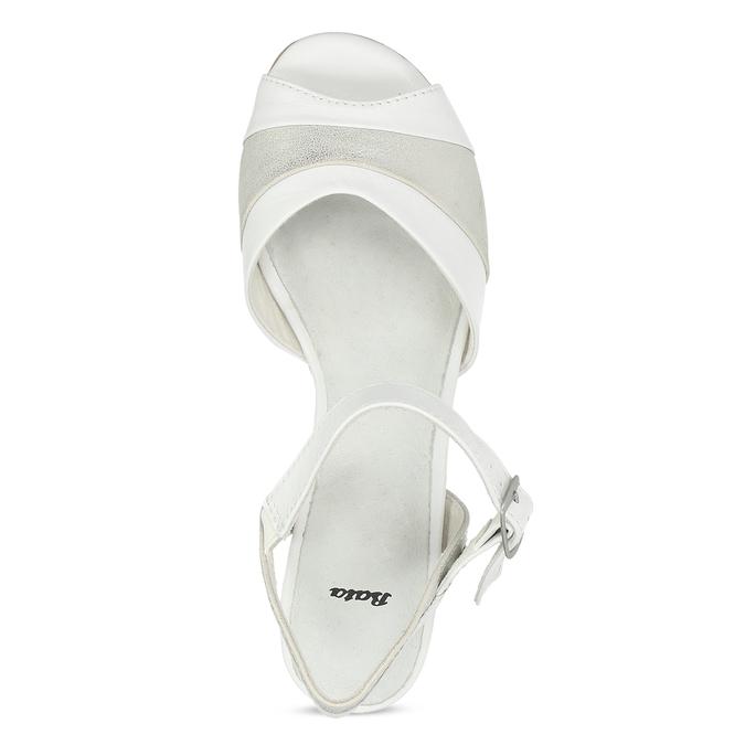 6641602 bata, biały, 664-1602 - 17