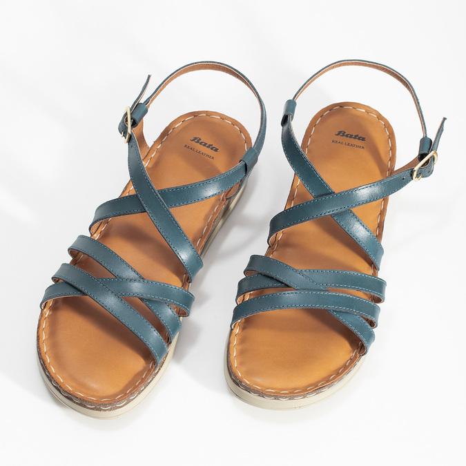 5649600 bata, niebieski, 564-9600 - 16