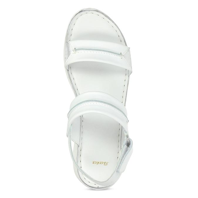 6641603 bata, biały, 664-1603 - 17
