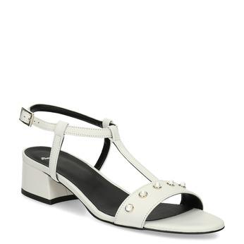 6641610 bata, biały, 664-1610 - 13