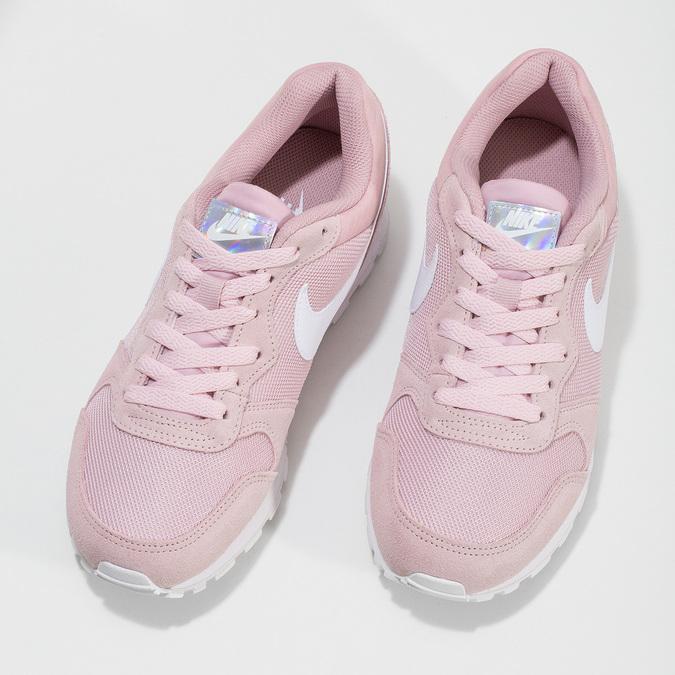 5095105 nike, różowy, 509-5105 - 16