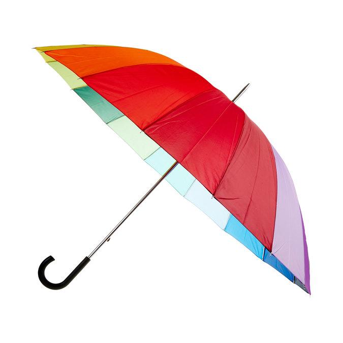 Kolorowy parasol doppler, multi color, 909-0186 - 13
