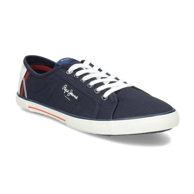 8499106 pepe-jeans, niebieski, 849-9106 - 13