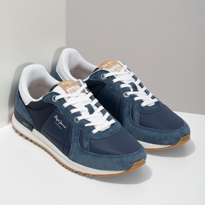 8499101 pepe-jeans, niebieski, 849-9101 - 26