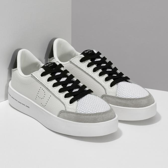 5441503 pepe-jeans, biały, 544-1503 - 26