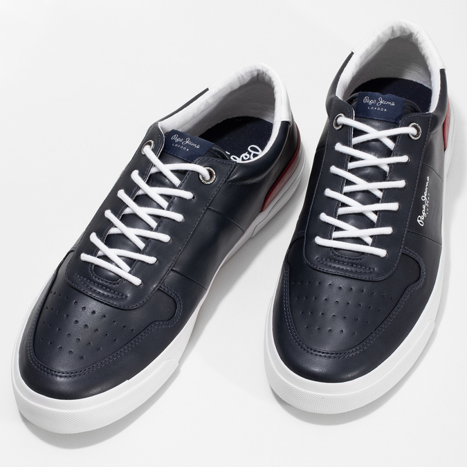 8419105 pepe-jeans, niebieski, 841-9105 - 16
