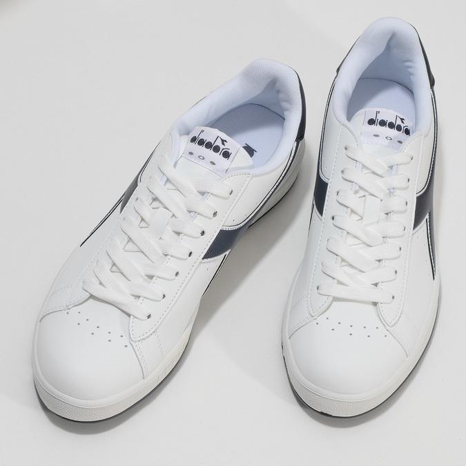 8011151 diadora, biały, 801-1151 - 16