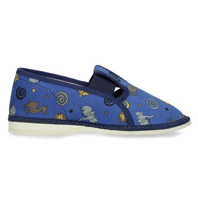 1799631 bata, niebieski, 179-9631 - 19