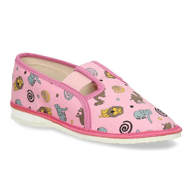 3795616 bata, różowy, 379-5616 - 13