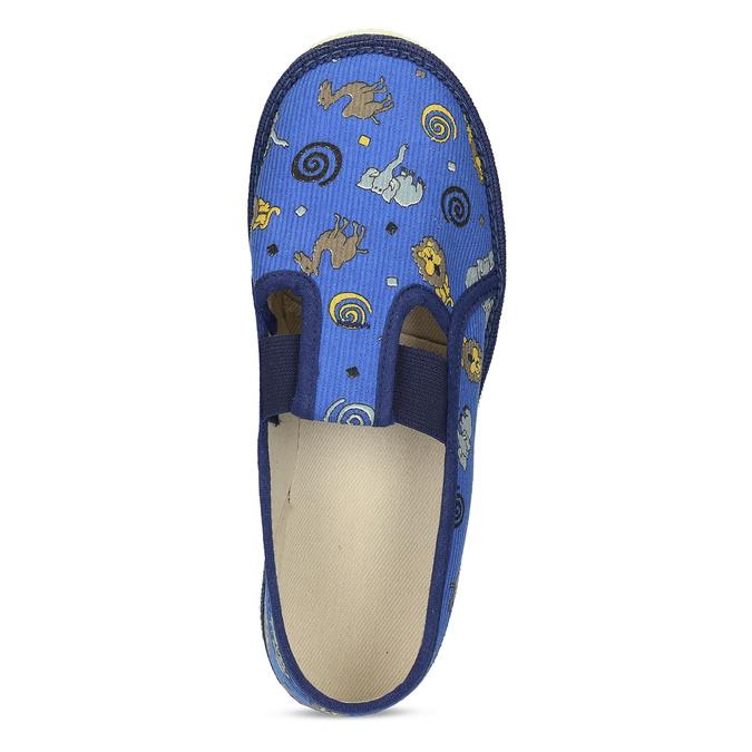 3799616 bata, niebieski, 379-9616 - 17