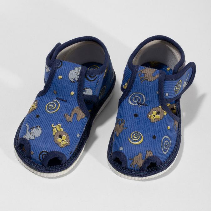 1799630 bata, niebieski, 179-9630 - 16
