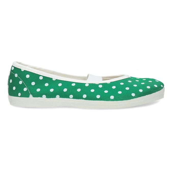 3797100 bata, zielony, 379-7100 - 19