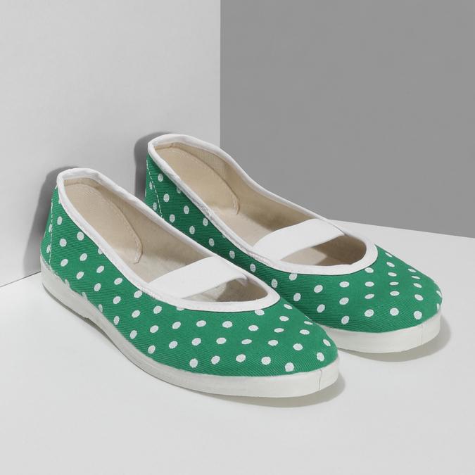 3797100 bata, zielony, 379-7100 - 26