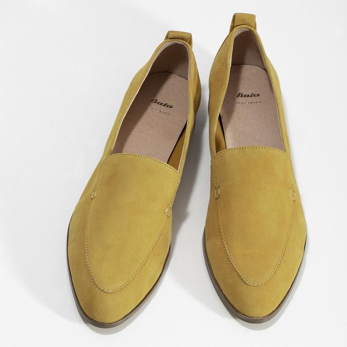 5238617 bata, żółty, 523-8617 - 16