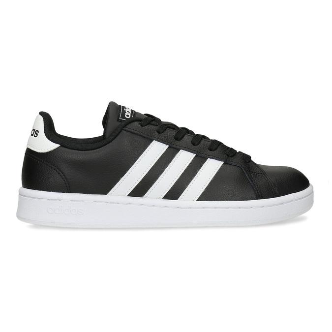 8016561 adidas, czarny, 801-6561 - 19