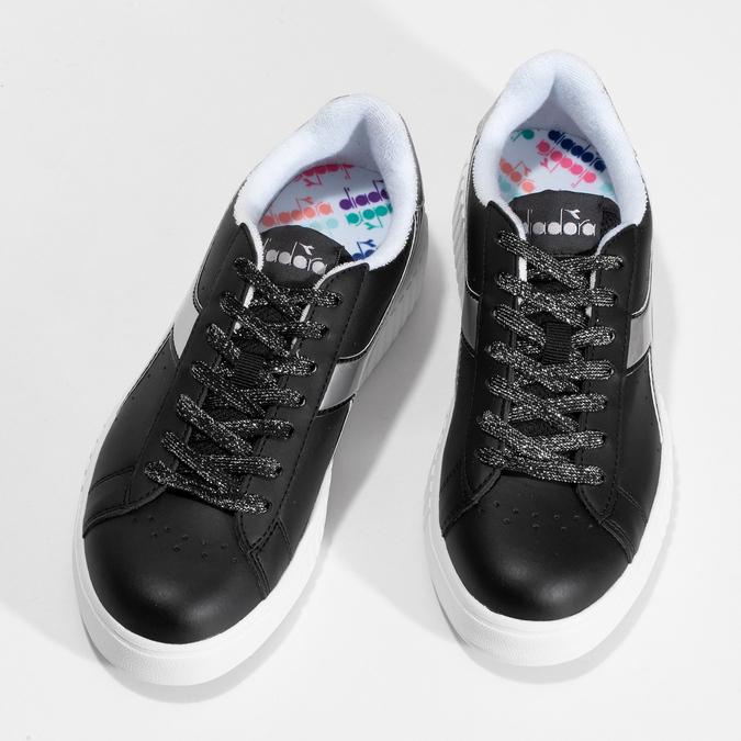 5016306 diadora, czarny, 501-6306 - 16