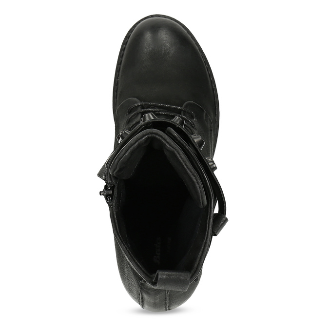 5966600 bata, czarny, 596-6600 - 17