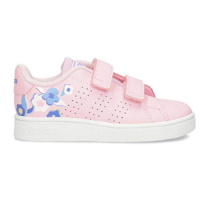 1015290 adidas, różowy, 101-5290 - 19