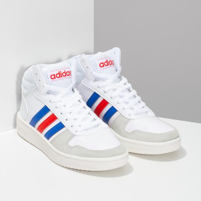 8011327 adidas, biały, 801-1327 - 26